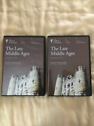 Late Middle Ages 2007 12-audio Compact Discs Volumes 1 And 2 Of 2 Ships Free