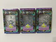 Bilz Obstacle Cash Money Maze Game Bank The Money Giving Gift Challenge Lot Of 3