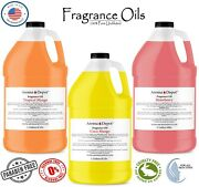 Fragrance Oil Gallon 8 Lbs. For Candles Lotion Bath Bomb Incense Soap Making Kit