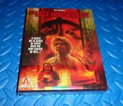 The Last House On The Left Blu-ray Disc, 2018, 3-disc Set Brand New