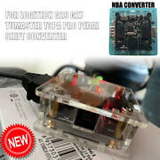 Drive-free Adapter For Thrustmaster T3pa Pro Logitech G25/g27/g29 Pedal Gear