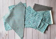 Denyse Schmidt Ds Quilts Collection For Fabric Traditions Scrap Bag Rare Oop