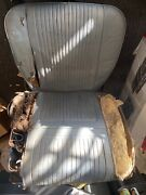 1960's Chevy Pontiac And Other Mid Year Car Bucket Seats Complete