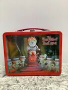 """Lunch Box """"the Year Without A Santa Claus"""""""
