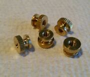 American Flyer Lionel Marx 8-32 Knurled Nuts For Transformers And Accessories