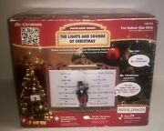 Mr Christmas Maestro Mouse Presents Lights And Sounds Of Christmas Nos Voice Ctr