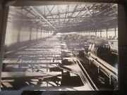 1915 Curtiss Factory Jimmy Hare Photo Buffalo New York Early Aviation Glenn Rare