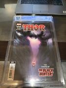 💥thor 4💥 2nd Print Variant 9.8 Marvel Comics 1st Black Winter Cameo And Cover