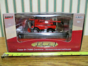 Case Ih 7088 Axial Flow Combine 1 Authentics By Ertl 1/64th Scale