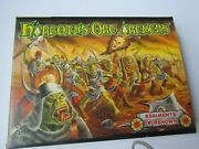 New In Box Citadel Miniatures Harboth's Orc Archers 18 Lead Figures