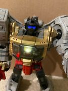 Transformers Masterpiece G1 Mp-08 Grimlock Awesome Custom By Z Read One Of Kind