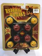 [vintage] Tiger Electronics - Brain Bash Voice Command Memory Game New Sealed