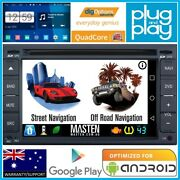 Universal Double 2din Gps Android Navigation Car Player Bluetooth Radio Stereo
