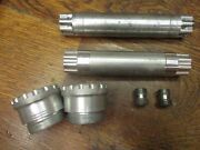 Vintage Cannondale Coda Magic Motor Cycle Bottom Bracket Spindles Bolts Tool