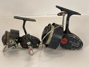 Lot Of 2 Mitchell Reels - 403 Salt Water And 410