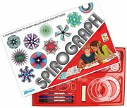 Playmonster Spirograph Retro Deluxe Set - Create And Color