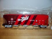 Lionel Train 27429 Katy Or Mkt/union Pacific Heritage Ps-2 Cd Hopper