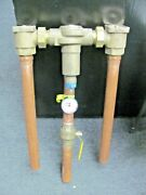 Powers Lfsh1435a-e-m-s-0-0 - 2 Lf Thermostatic Mixing Valve Assembly W/gauge