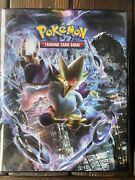 Pokandeacutemon Collectors Cards With Storage Binder Listing Reserved For Ludwig