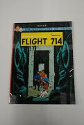 Flight 714 The Adventures Of Tintin By Hergé Paperback