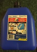 Scepter Ameri-can Blue 5 Gallon Kerosene Fuel Storage Tank Container Jerry Can