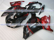 Fairing Injection Mold Fit For 2006-2011 Zx14r Zzr1400 Plastics Red Black S20