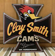Mr. Horsepower Clay Smith Cams Parts Tools Gas Oil Auto Garage Man Cave Decor 2