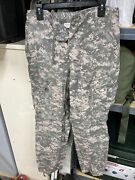 Acu Fracu Combat Pants Med-long Military Issue Nsn8415015484695