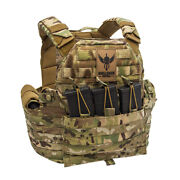 Shellback Tactical Sf Plate Carrier Vest W/ Heavy Hanger   Free Us Shipping