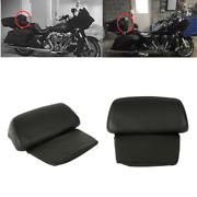 Motorcycle Backrest Pad For Harley Touring Razor Chopped Tour Pak Pack Trunk