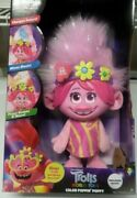 Trolls World Tour Color Poppin Poppy Toy