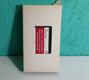 Showtime Rotisserie And Bbq Instructions And Recipes Vhs Tape
