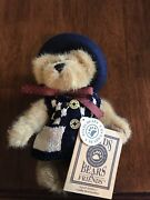 Boyds Bears And Friends Lot Of 6