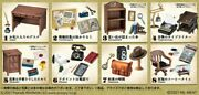 Peanuts Snoopy 's Vintage Writing Room 8 Pieces Figure Box Re-ment Pre-order