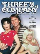 Threes Company - First Season 1 One Dvd 2003 John Ritter