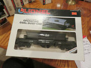 Lionel Trains- Nyc Operating Coal Dump Katy Line- New W/outer Box