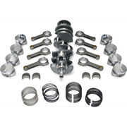 Scat Rotating Assembly 1-42231 Competition Std Wt Forged For 409w Stroker