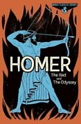 World Classics Library Homer The Illiad And The Odyssey By Homer New