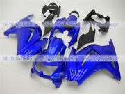 Fairing Blue Complete Injection Fit For 2008-2012 Kawasaki Ninja 250r Ex250 Z30
