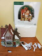 The Dickens' Village. Nettie Quinn Puppets And Marionettes. Dept 56. 56.58344