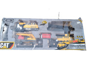 2014 Toy State Cat Caterpillar Motorized Construction Express Train 995676