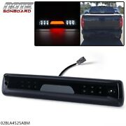Fit For 15-18 Colorado/canyon Rear Led Bar 3rd Tail Brake Light W/cargo Lamp