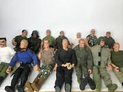 Century 21 Toys/ Gi Joes Lot 14, Marine, Seal, Army Lot Of Extras Accessories
