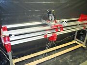Legacy Ornamental Lathe / Milling Machine With Porter-cable 3-1/4 Hp Router