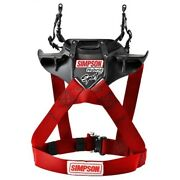 Simpson Hybrid Sport Special Edition Head And Neck Restraint Sfi - All Sizes