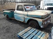 Front Fender Only 1963 Chevrolet 8' Step Bed Pickup All Parts For Sale