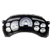 For Chevy Silverado 2500 Hd 03-06 Solutions Remanufactured Instrument Cluster