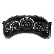 For Chevy Silverado 1500 03-05 Solutions Remanufactured Instrument Cluster