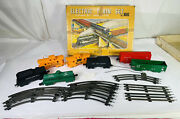 Vintage Marx O Scale Electric Train Set 4965 Locomotive Transformer Not Included