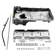 Chevy Performance 19212593 Muscle Car Oil Pan Kit Chevy Small Block Gen I